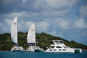virgin islands charter boats