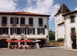 Pyrenees Village picture